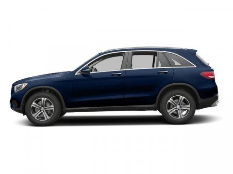 2017 Mercedes GLC 4MATIC Brilliant Blue MetallicSilk Beige Mb T V4 20 L Automatic 4 miles Has