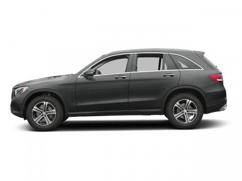 2017 Mercedes GLC300 Selenite Grey MetallicBlack Mb Tex V4 20 L Automatic 4 miles Has your SU
