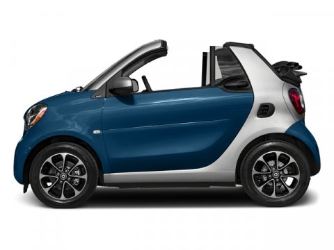 2017 smart fortwo passion cabriolet Midnight Blue MetallicPassion Cloth V3 10 L Automatic 11 m