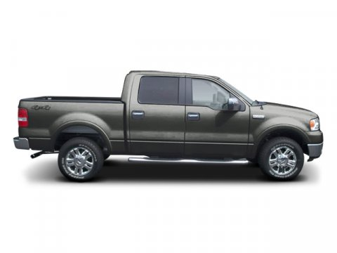 2008 Ford F-150 Dark Shadow Grey Metallic V8 54L Automatic 124353 miles Looking to purchase r