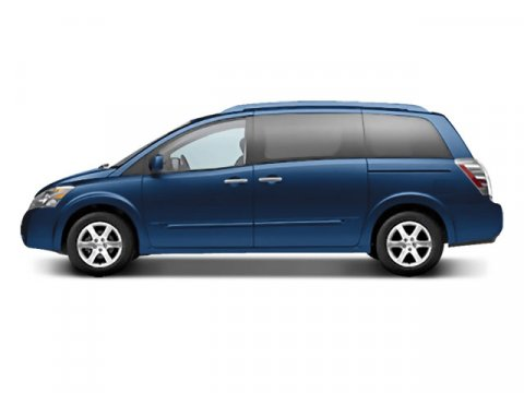 2008 Nissan Quest Base Majestic Blue Metallic V6 35L Automatic 58508 miles Sturdy and dependa