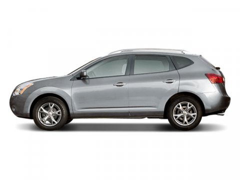 2008 Nissan Rogue SL Gotham Gray Metallic V4 25L Variable 126344 miles  Traction Control  St