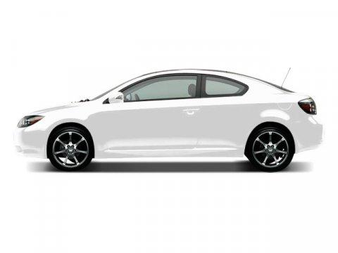 2008 Scion tC 2DR LIFTBACK AT Super White V4 24L  48337 miles  Front Wheel Drive  Tires - Fr