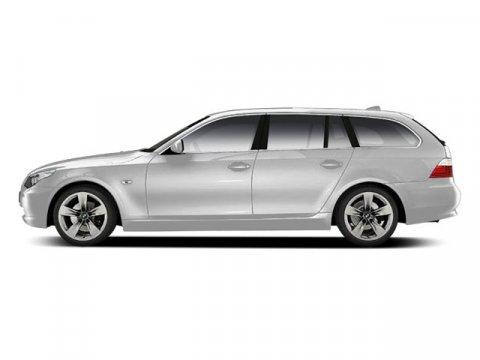 2009 BMW 5 Series 535i xDrive Alpine WhiteNatural Brown V6 30L Automatic 85244 miles  6-SPEED