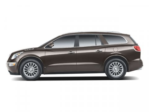2009 Buick Enclave CXL Sunroof Cocoa MetallicCashmere wcocoa accents V6 36L Automatic 88579 m