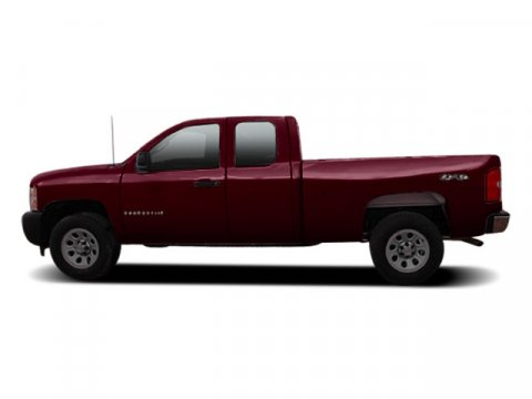 2009 Chevrolet Silverado 1500 LT Dark Cherry Metallic V8 53L Automatic 35420 miles  Four Whee