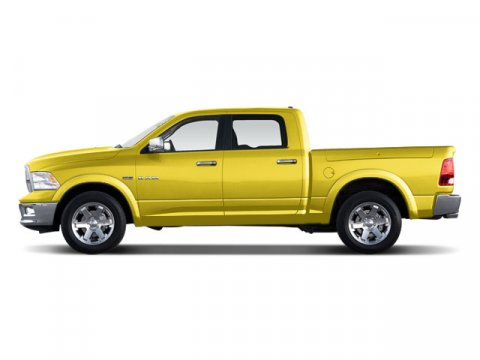 2009 Dodge Ram 1500 SLT Detonator YellowSlate V8 47L Automatic 77799 miles  Four Wheel Drive