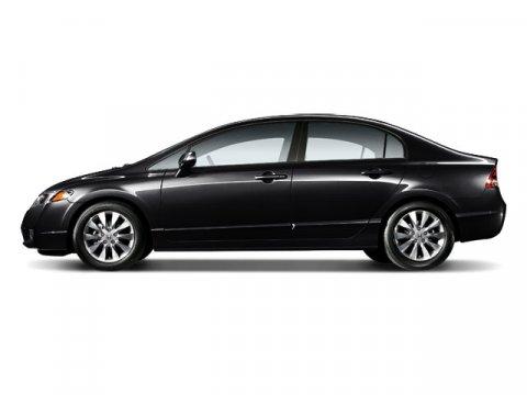 2009 Honda Civic EX-L Crystal Black PearlBlack V4 18L Automatic 80478 miles   Stock KT1126