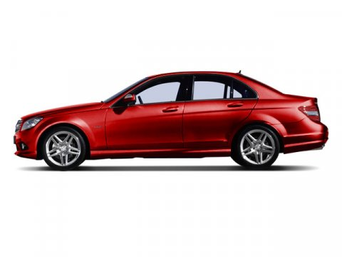 2009 Mercedes C-Class RedBlack V6 30L Automatic 57094 miles The car youve always wanted It