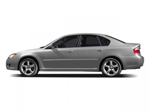 2009 Subaru Legacy Special Edition Quartz Silver MetallicOff Black V4 25L Automatic 87491 mile