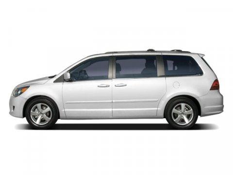 2009 Volkswagen Routan SEL Calla Lily White V6 40L Automatic 92764 miles  Front Wheel Drive