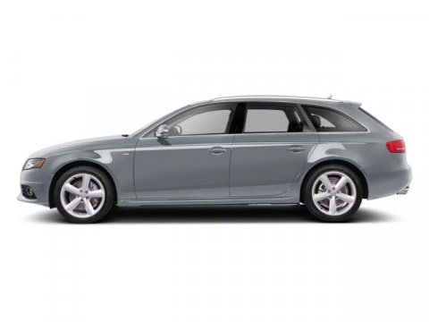 2010 Audi A4 20T Premium Ice Silver MetallicBlack V4 20L Automatic 110937 miles   Stock B