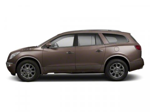 2010 Buick Enclave AWD CXL Sunroof Navigation DVD Cocoa MetallicCashmere With Cocoa Accents V6 3