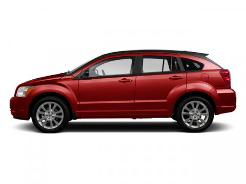 2010 Dodge Caliber Mainstreet Inferno Red Crystal PearlGray V4 20L Variable 48848 miles  Fron