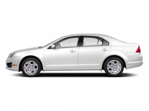 2010 Ford Fusion SE White Suede V4 25L Automatic 79108 miles LOCAL TRADE and 8988 4D Se