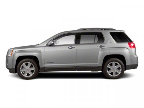 2010 GMC Terrain SLT-2 Quicksilver MetallicSLT2 V4 24 Automatic 62683 miles  All Wheel Drive