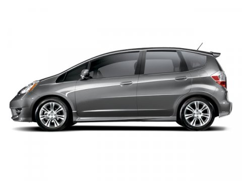 2010 Honda Fit Sport Storm Silver Metallic V4 15L Automatic 65012 miles  Front Wheel Drive