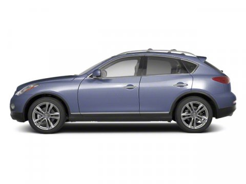 2010 Infiniti EX35 Blue Slate Metallic V6 35L Automatic 49871 miles  Rear Wheel Drive  Tow H