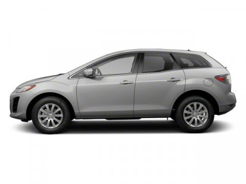 2010 Mazda CX-7 C Liquid Silver MetallicBlack V4 25L Automatic 44489 miles Low miles indicate
