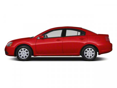 2010 Mitsubishi Galant FE Rave Red Pearl V4 24L Automatic 92150 miles  Front Wheel Drive  Po