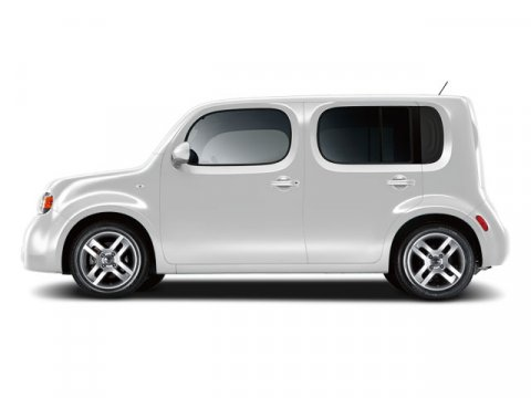 2010 Nissan cube 18 S White Pearl V4 18L Variable 94808 miles  Front Wheel Drive  Power Ste