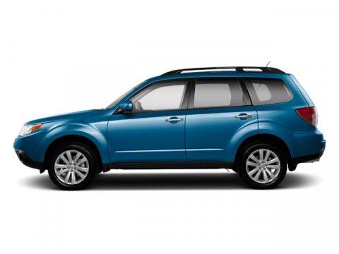 2010 Subaru Forester awd 25XT Limited Navigation Newport Blue PearlPlatinum V4 25L Automatic