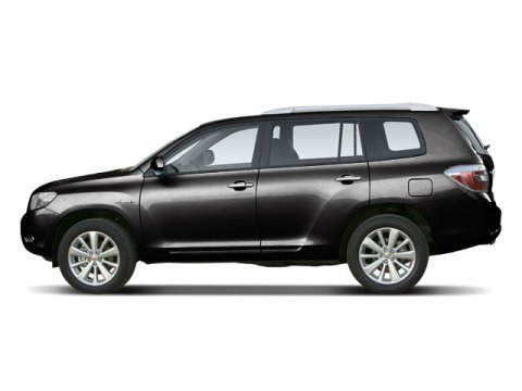 2010 Toyota Highlander Hybrid Limited with 3rd Row BlackOAK V6 33L Variable 66780 miles   St