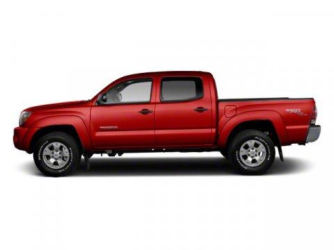 2010 Toyota Tacoma PreRunner Barcelona Red Metallic V6 40L Automatic 100411 miles  LockingLi