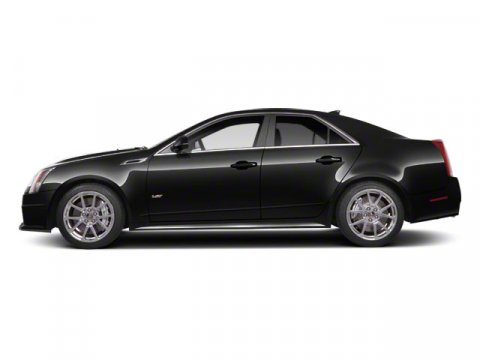 2011 Cadillac CTS-V Sedan BASE Black Raven V8 62L  53115 miles Looking to purchase right now