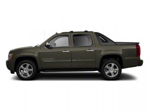 2011 Chevrolet Avalanche LTZ Steel Green Metallic V8 53L Automatic 39610 miles  Air Suspensio