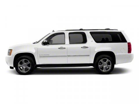 2011 Chevrolet Suburban LT Summit WhiteLT V8 53L Automatic 87468 miles  LockingLimited Slip