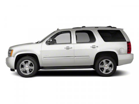 2011 Chevrolet Tahoe LTZ White Diamond TricoatLTZ V8 53L Automatic 124163 miles  Air Suspensi