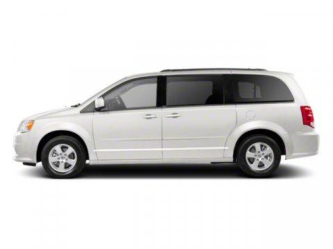 2011 Dodge Grand Caravan Crew Stone WhiteBlackLight Graystone Interior V6 36L Automatic 82303