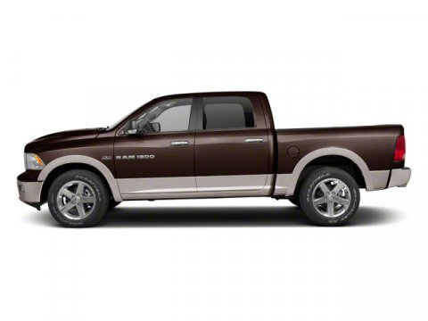 2011 Ram 1500 Laramie Rugged Brown PearlDark Slate Gray V8 57L Automatic 111649 miles  RUGGED