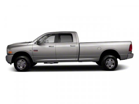 2011 Ram 2500 Big Horn Bright Silver MetallicDark SlateMedium Graystone Interior V8 57L Automa