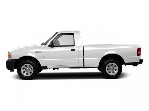 2011 Ford Ranger Oxford White V4 23L  63027 miles  Rear Wheel Drive  Power Steering  4-Whee