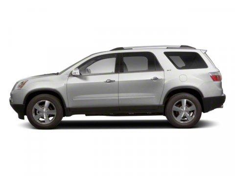 2011 GMC Acadia SLE Quicksilver MetallicGray V6 36L Automatic 112370 miles  Steering Wheel Au