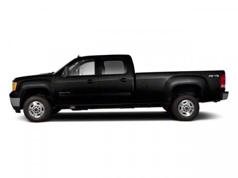 2011 GMC Sierra 2500HD Denali Onyx BlackEbony V8 60L Automatic 104090 miles  STEERING WHEEL H