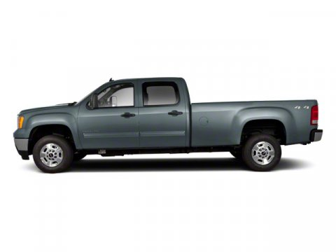 2011 GMC Sierra 2500HD SLT Stealth Gray MetallicEbony V8 66L Automatic 182884 miles  LICENSE