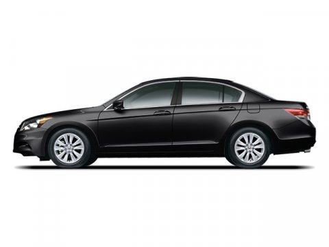 2011 Honda Accord Sdn EX-L Crystal Black PearlBlack V4 24L Automatic 53637 miles XM satellite
