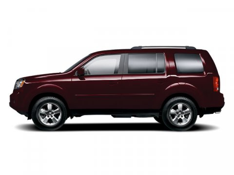 2011 Honda Pilot EX-L Dark Cherry PearlTAN V6 35L Automatic 132070 miles  Body-colored heated
