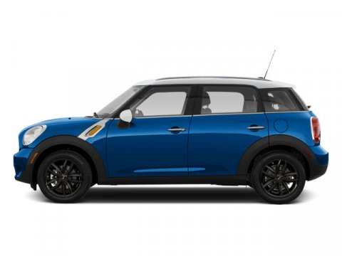 2011 MINI Cooper Countryman S True Blue MetallicCarbon Black V4 16L Automatic 34407 miles L