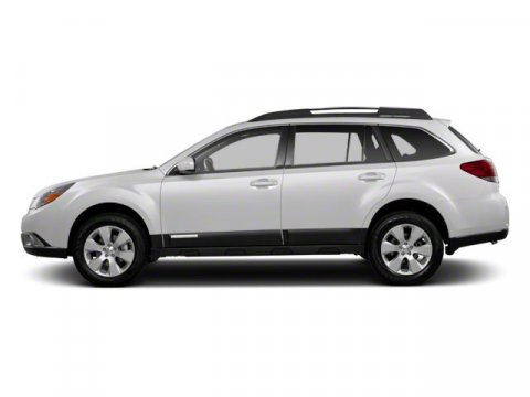 2011 Subaru Outback 36R Limited Pwr Moon Satin White PearlIvory V6 36L Automatic 70428 miles