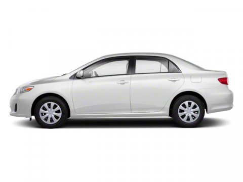 2011 Toyota Corolla LE Super White V4 18L Automatic 72871 miles  Front Wheel Drive  Power St