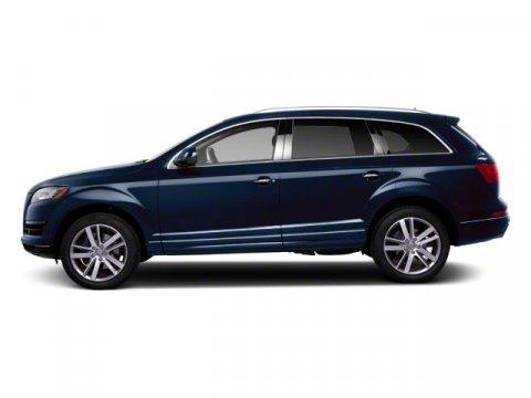 2012 Audi Q7 30L TDI Premium Plus QUATTRO AW Cobalt Blue MetallicCardamom V6 30L Automatic 45