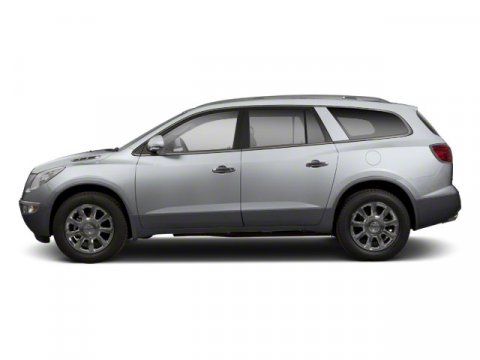 2012 Buick Enclave Premium Quicksilver Metallic V6 36L Automatic 88044 miles  Heated Mirrors