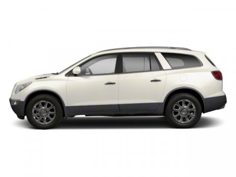 2012 Buick Enclave Leather White Opal V6 36L Automatic 36936 miles  Rear Parking Aid  Remote