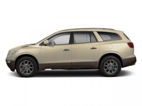 2012 Buick Enclave Leather Gold Mist MetallicCashmere V6 36L Automatic 143233 miles  WHEELS 4