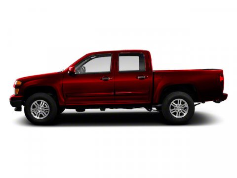 2012 Chevrolet Colorado LT with 1LT Victory Red V5 37L Automatic 131453 miles   Stock PP11
