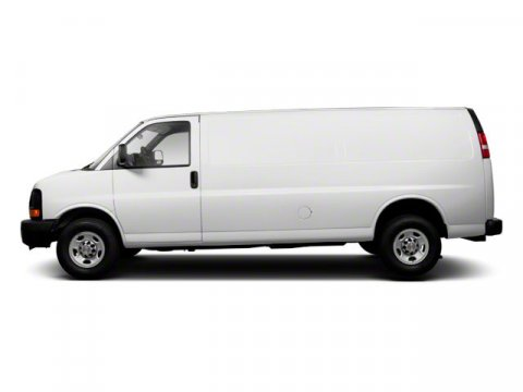 2012 Chevrolet Express Cargo Van CARGO Summit White V8 48L Automatic 87888 miles Looking to p